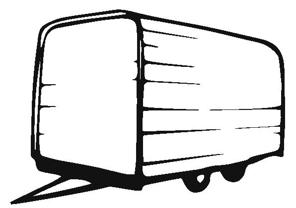 Caravane logo transparent laines paysannes