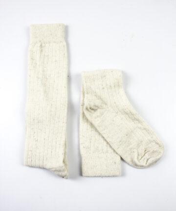 Chaussettes montante pure laine Mérinos