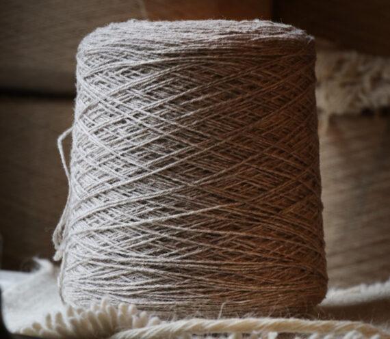 cône laine de pays grège