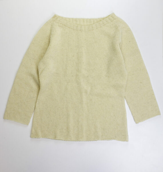 Pull femme pure laine mérinos Made in France