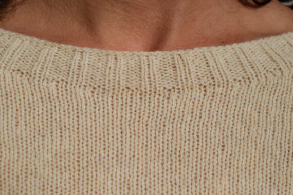 pull mi saison pure laine merinos made in france