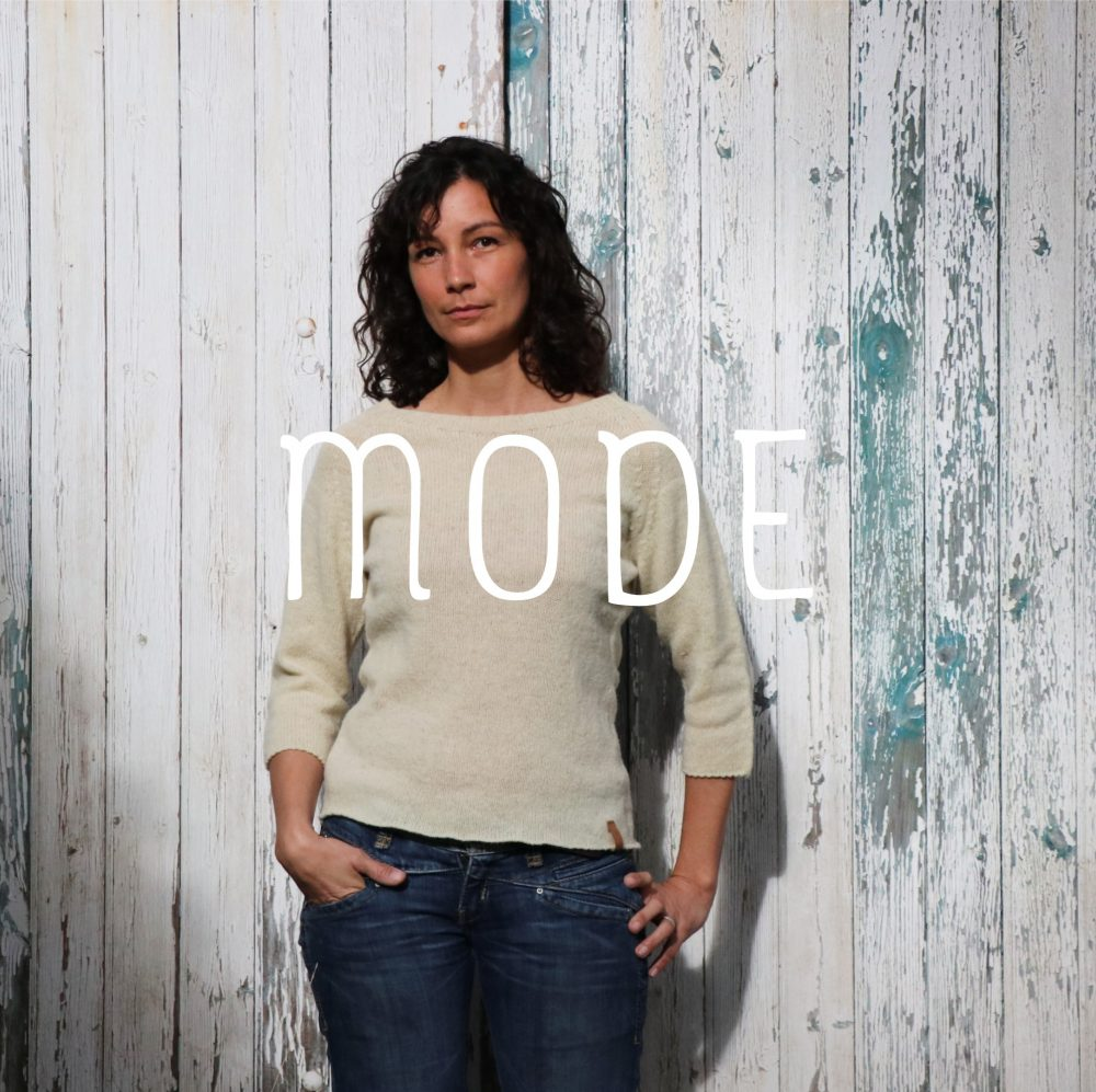 Vêtements mode pure laine Made in France