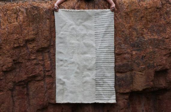 Tapis d'exception artisanal pure laine française