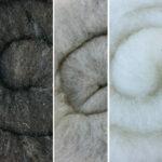 Nappes de laine cardée Made in France
