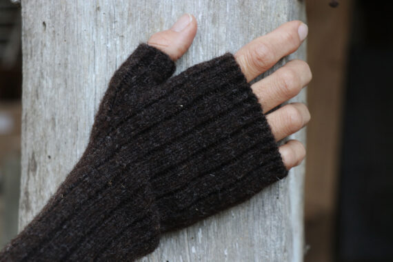 Mitaines confort pure laine française