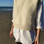 Pull à tricoter femme laine bio France