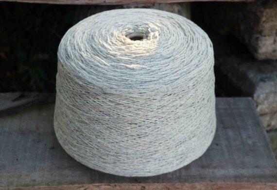 fil à tricoter en cône pure laine
