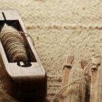 Matériel tissage manuel tapis