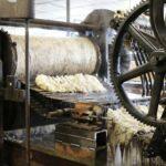 Lavage laine