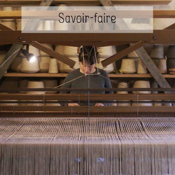 Savoir faire d'exception laine