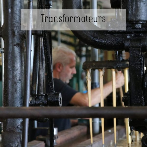 Transformateur laine