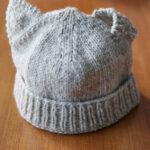 Bonnet bébé pure laine à tricoter