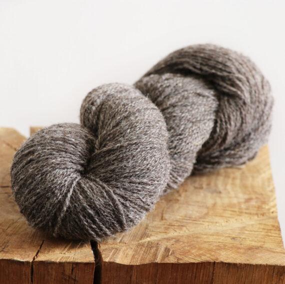 Fil à tricoter Grisanthracite 2fils
