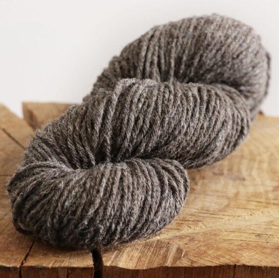 Fil à tricoter Grisanthracite 6fils