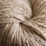 fil à tricoter grège 2fils zoom