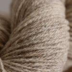 fil à tricoter grège 3 fils zoom