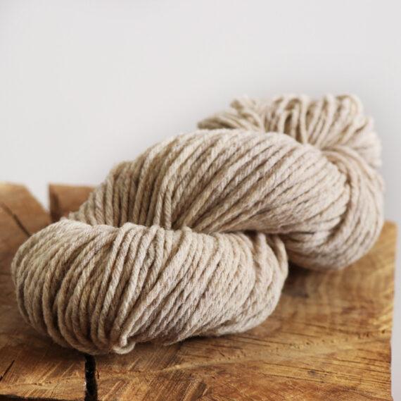 fil à tricoter grège 6 fils