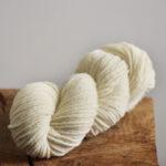 fil à tricoter écru_6fils