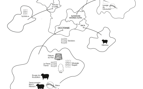 Carte filière