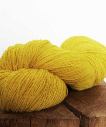 fil à tricoter gaude